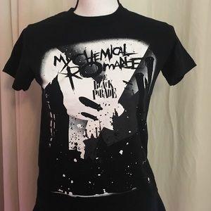 My Chemical Romance Black Parade 2007 Tour Shirt